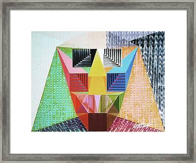 Harmonie-harmonize Framed Print by Michael Bellon
