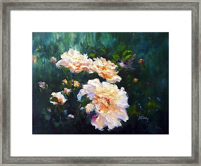 Harmony Framed Print by Marie Green