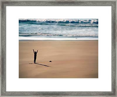 Harmony  Framed Print by Micki Findlay