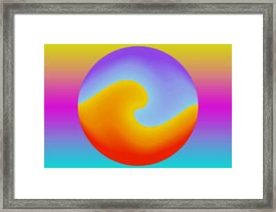 Harmony Framed Print by Mike Breau