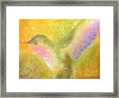 Harmony Framed Print by Robert Hooper