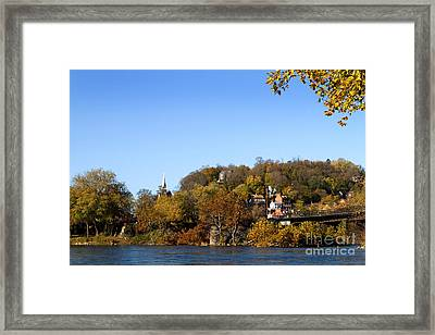 Harpers Ferry Framed Print