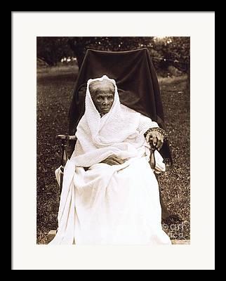 Underground Railroad Photographs Framed Prints