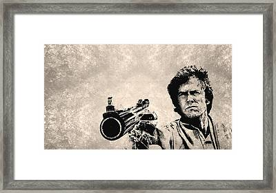 Harry Callahan 2a Framed Print by MotionAge Designs