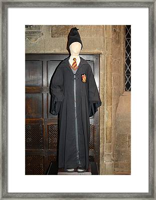 Harry Potter Framed Print by David Nicholls