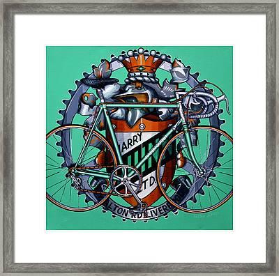 Harry Quinn Framed Print