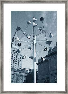 Hartford Art And Architecture Framed Print