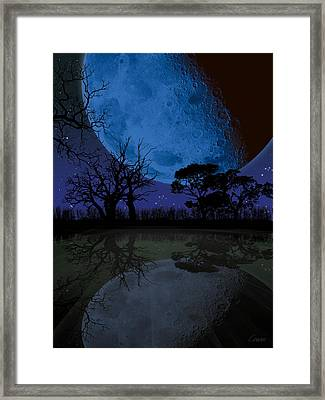 Harvest 2 Framed Print by David Cowan