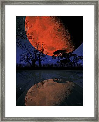 Harvest Framed Print by David Cowan