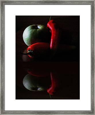 Harvest Framed Print