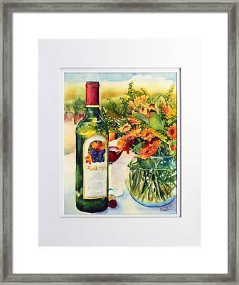Harvest Festival Framed Print