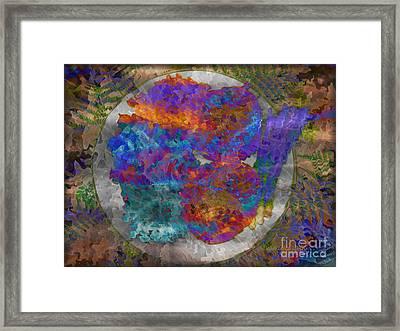 Harvest Framed Print by Kathie Chicoine