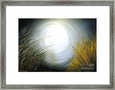 Harvest Framed Print by Roni Ruth Palmer