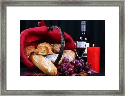 Harvest  Framed Print by Eagle Eye Photographers