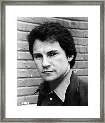 Harvey Keitel In Mean Streets  Framed Print