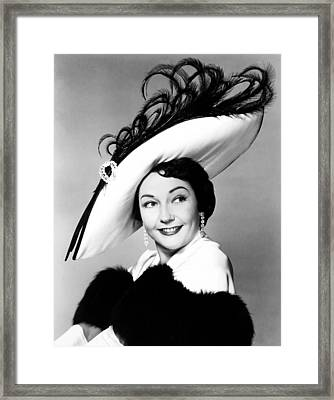 Has Anybody Seen My Gal, Lynn Bari, 1952 Framed Print by Everett