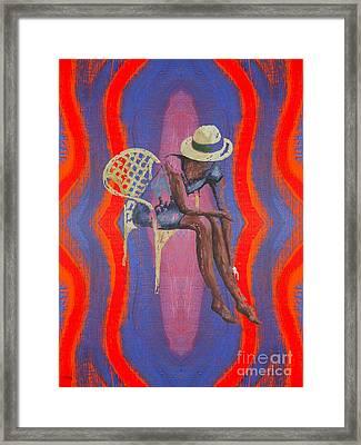 Hat 2 Framed Print by Patrick J Murphy