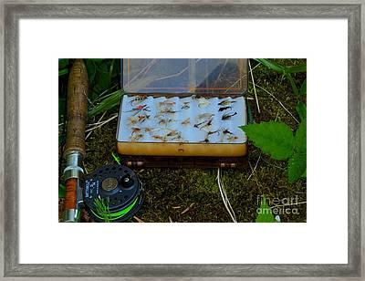Hatch Match  Framed Print by Tim Rice