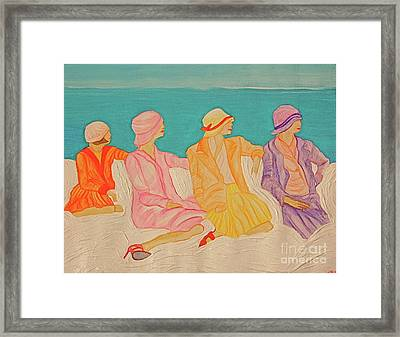 Hats By Jrr Framed Print
