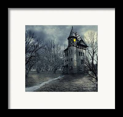 House Framed Prints