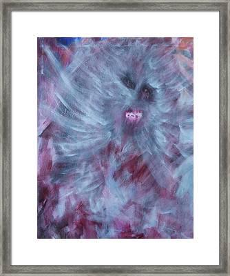 Haunting  Framed Print by Randall Ciotti