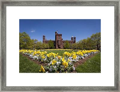 Haupt Garden Framed Print