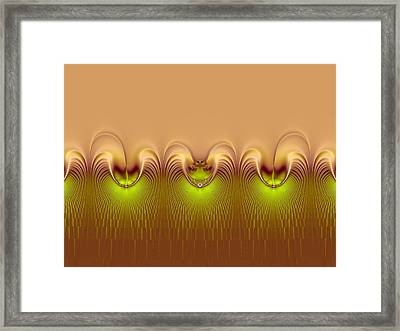 Haute Couture Framed Print by Wendy J St Christopher