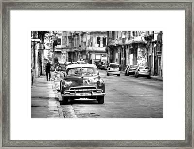 Havana Chev Framed Print by Steven Chadwick