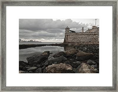 Havana Winter Framed Print