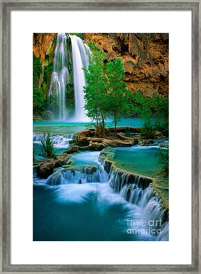 Havasu Canyon Framed Print