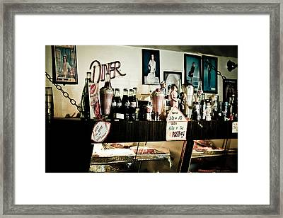 Have A Slice Of Pie Framed Print by Ellen and Udo Klinkel