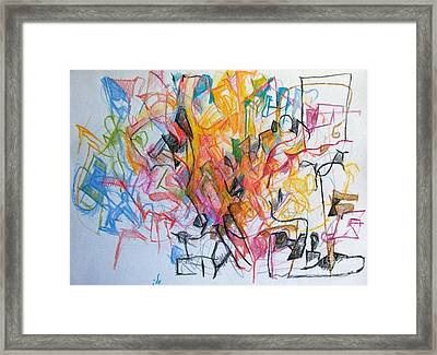 Have You Come To Realize That You Are Perhaps The Most Important Element Here 1 Framed Print