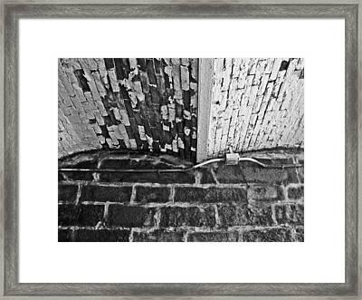 Haverford Ceiling Framed Print