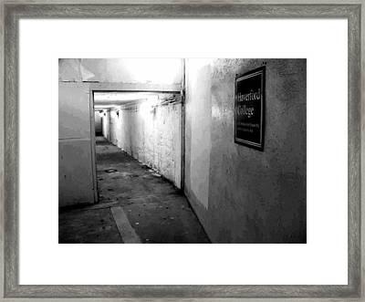 Haverford Station Framed Print