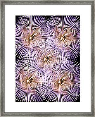 Having A Blast Framed Print by Steve Purnell