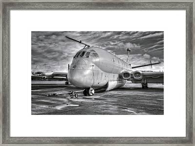 Hawker Siddeley Nimrod Framed Print
