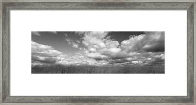 Hayden Prairie, Iowa, Usa Framed Print by Panoramic Images