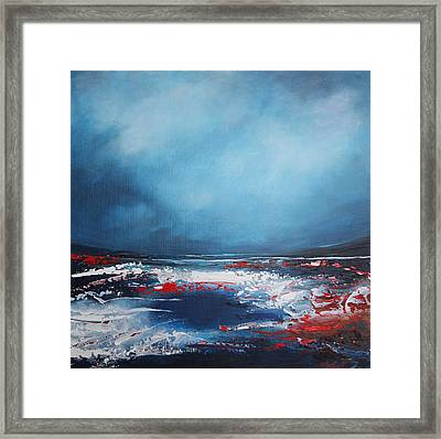 Haze Sold Framed Print by Lilu Lilu