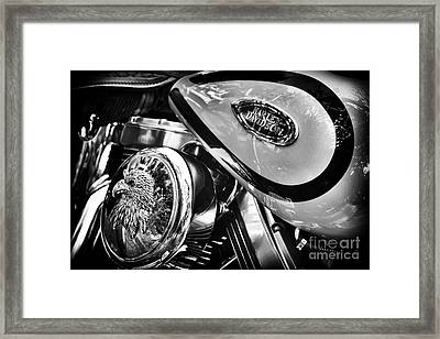 Hd Abstract  Framed Print by Tim Gainey