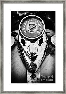 Hd Mph Framed Print by Tim Gainey