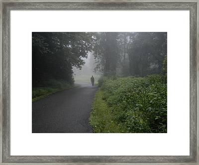 Framed Print featuring the photograph Psalm 147  He Healeth The Broken In Heart by Diannah Lynch