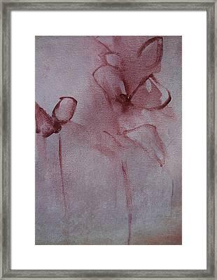 He Loves Me  Framed Print by Jani Freimann
