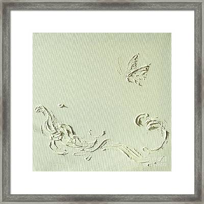 He Protects I Framed Print by Wings  Mok