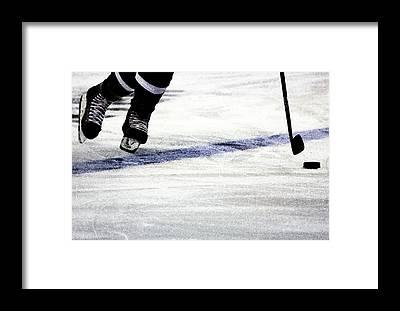Skating Framed Prints