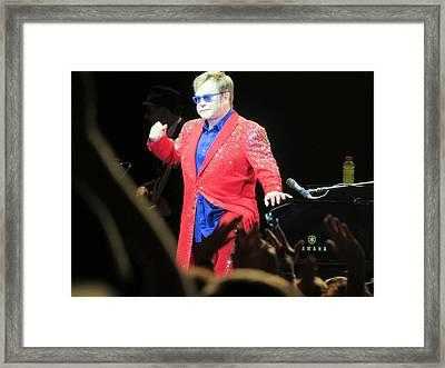 He Still Has It Framed Print by Aaron Martens