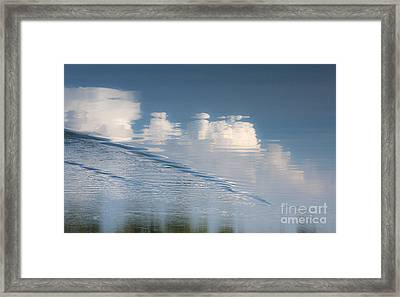 He Thought Of It First Framed Print by John Cooper