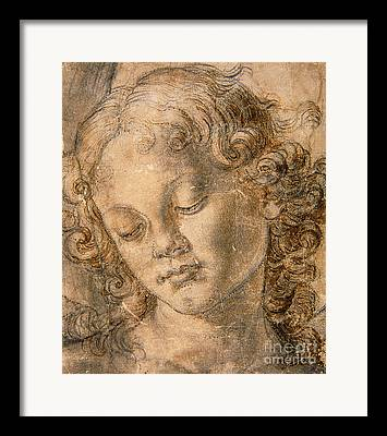 Verrocchio Framed Prints