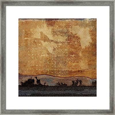 Heading West Framed Print by Carol Leigh