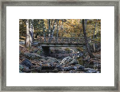 Headless Horseman Bridge Framed Print