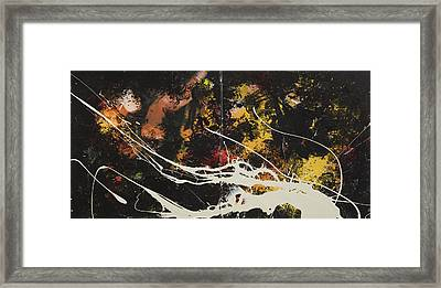 Heal Framed Print